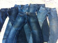 Bundle of Men's Jeans