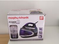 Power steam iron for sale