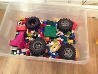 Mixed Lego wanted, Lego Joblot, collection