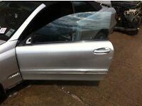 Mercedes clk door all parts available