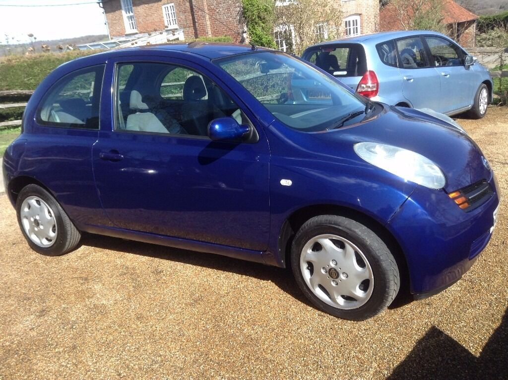 Nissan Micra 1.2 se 3 Door very clean