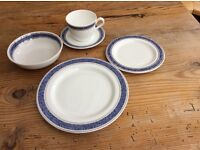 Selection of Royal Doulton crockery in excellent condition