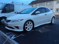 Honda Civic type r championship edition fn2