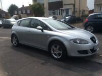 2007 Seat Leon 1.9 tdi Sport for sale 07 plate not golf a3 focus civic