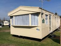 Lovely 3bed caravan haven wild duck holiday park 23rd -27th April £250