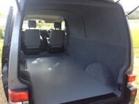 VW T4 LWB The much sort after colour and wheelbase combination.