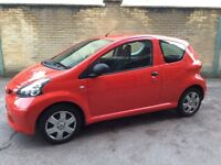 Toyota Aygo Red 2008 - 57000, perfect condition! Genuine reason for selling.