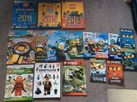 Lego book bundle