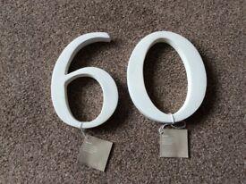 Habitat ceramic numbers