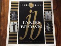 James Brown - The Best of James Brown - Vinyl LP Album 1987