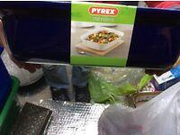 Brand New Pyrex Large Cassarole Dish