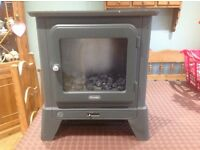 DeLonghi electric Fuel effect Stove Fire 2kw