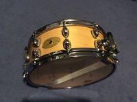 """Premier Artist, Maple Snare Drum. 14"""" x 5 1/2"""""""