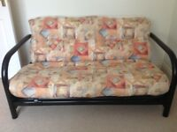 Excellent quality strong metal framed sofa bed