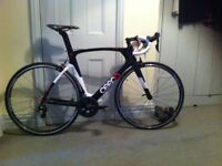 Ceepo Mamba, road/ triathlon bike.