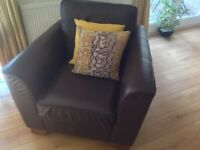 Marks and Spencer's abbey range large sofa and chairs