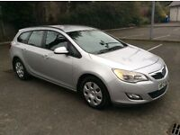 ***Coming Soon*** Dec 2011 Vauxhall Astra 1.3 Diesel Estate £20 Tax Service History £4250