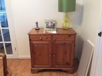 Duncal side cabinet / two drawers / dresser / storage / side table