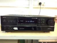 Amplifier surround receiver denon AVR-900