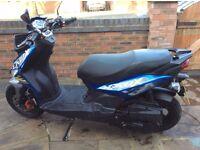 Sym Crox 125 cc 2016 for sale