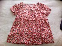 Maternity bundle size 8-10 - Jojo Maman Bebe blouse and skirt, Blooming Marvellous tunic