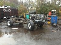 Wanted scrap 4x4s jeeps