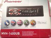 Pioneer MVH1400 USB/IPod Receiver