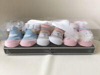 Laura Ashley baby socks