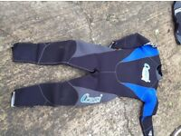 Gents adult Cressi wet suit