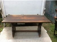 Refectory Table & 6 Dining Chairs