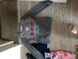 Bundle of girls clothing 11-12 years