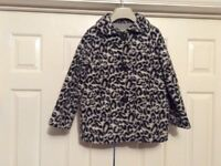 Next girls winter coat to fit age 5-6 years
