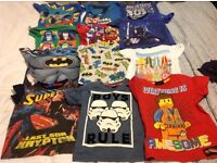 Huge bundle boys (4-5yrs) clothes!