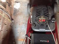 M3 Mountfield petrol with roller