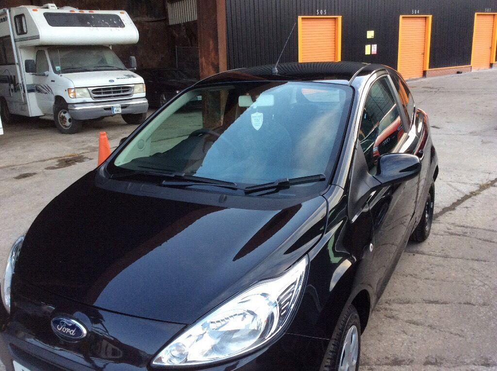Ford ka edge 12,000 miles only stunning