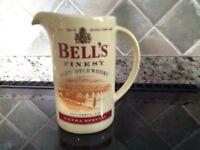 Bells ice bucket & jug