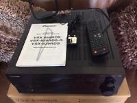 Pioneer VSX-839RDS Dolby THX 5.1 Surround Sound Receiver Amp