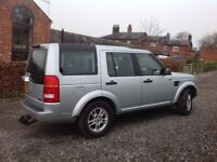 Land Rover Discovery 3 2006 Automatic diesel low low mileage