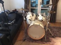 DW design series 5 piece drum kit - rare design