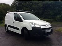 Citroen Berlingo 625 HDI Panel Van **extended warranty until Nov 2017**