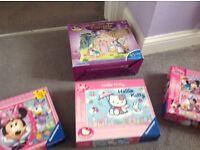 Girls jigsaws