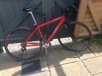 Bespoke road bike