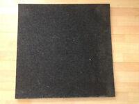Washing Machine Universal Anti-Vibration Mat 60x 60x 2 cm - universal anti-vibration mat