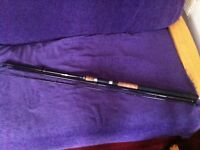 SHAKESPEARE IN COURSE 10 FISHING ROD OKUMA DYNA DRAG 40 REEL