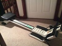 BH Oxford Rowing Machine with digital display