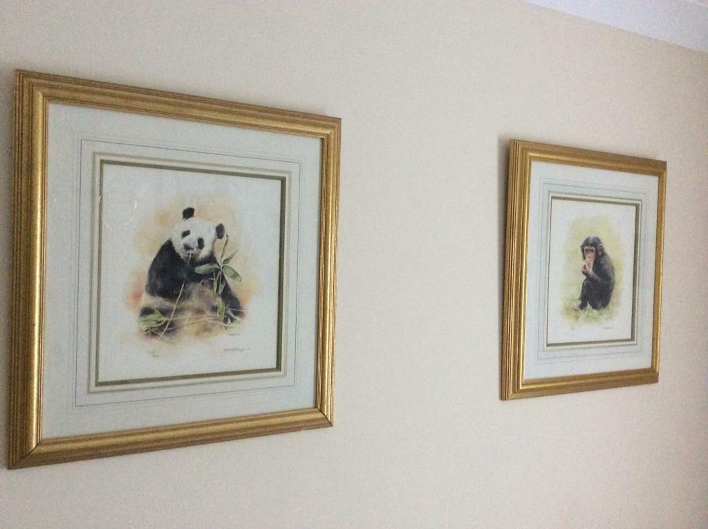 Two Mandy Shepherd signed framed limited edition prints. | in Poole ...