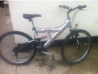 "Raleigh Max Adult Mountain Bike 26"" wheels"