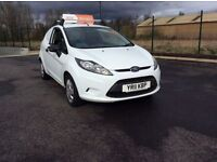 Ford Fiesta 2011 1.4 TDCI, FINANCE AVAILABLE, 3 Months Warranty, Service History, Full Years MOT