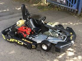 !!!CHRISTMAS PRESENT!!! GO KART KIDS 200cc CADET 6 HP BRIGGS & STRATTON EXCELLENT CONDITION