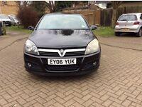 Vauxhall Astra 1.7 CDTi 16v SRi 5dr p/x welcome 2006 , Hatchback 52,000 miles Manual 1686cc Diesel